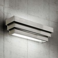LED wall light Charleston w  sophisticated design