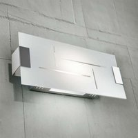Flat wall light SQUARE 8200