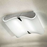 Curved ceiling light SECRET 9220  E27 60 x 60 cm