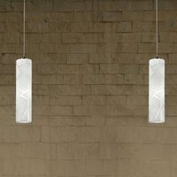 Fantastic hanging light Boheme  two bulb