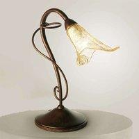 Flower shaped table lamp Riccardo