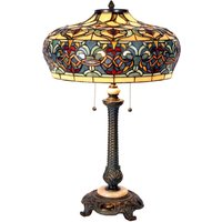 Buffet lamp Orient in the Tiffany style