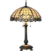 Wonderful Atlantis table lamp  Tiffany design