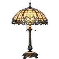 Wonderful Atlantis table lamp  Tiffany design