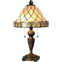 Table lamp Diamond in the Tiffany style 62 cm