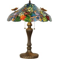 Masterful table lamp Australia  Tiffany style