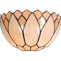 Wall lamp Lilliana in the Tiffany style