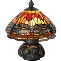 Pretty table lamp Libella in the Tiffany style