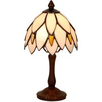 Lilli   tasteful Tiffany style table lamp