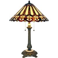 Table lamp Cecilia in the Tiffany style