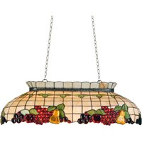 Pendant light Sabet in the Tiffany style