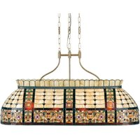 Extraordinary pendant light Gani  Tiffany look