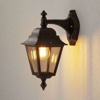 Copper outdoor wall light Toulouse  hanging