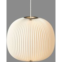 LE KLINT Lamella 3   designer hanging light  gold