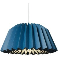 LE KLINT Megatwo hanging light  blue  medium