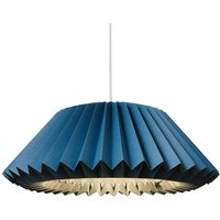 LE KLINT Megatwo hanging light  blue  large