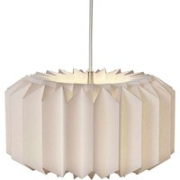 LE KLINT Onefivefour hanging light  white  medium