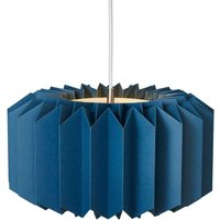 LE KLINT Onefivefour hanging light  blue  medium