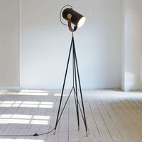 LE KLINT Carronade high   floor lamp  black