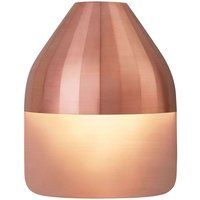 LE KLINT Facet medium   LED wall lamp  copper