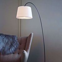 LE KLINT Snowdrop   floor lamp  white lampshade