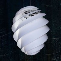 LE KLINT Swirl 2 large  hanging light  white