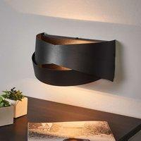 Indirect shining Tornado wall lamp