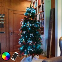 Twinkly PreLite Tree for app   indoors  270 bulb
