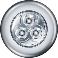 LEDVANCE DOT it classic LED light  silver