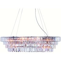 Pretty hanging light Rockelstad  Asfour crystal
