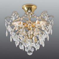 Ceiling light Rosendal   36 cm gold