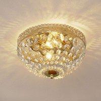 Sparkling ceiling light Saxholm