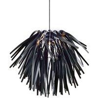 Black pendant light Flora