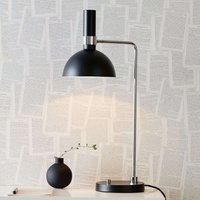 Modern Larry table lamp with rotary dimmer