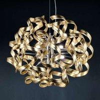 Beautiful hanging light Gold  50 cm
