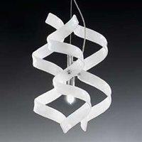 Beautiful hanging light White
