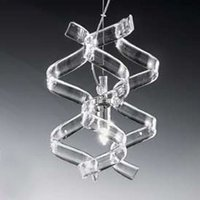 Contemporary hanging light Crystal