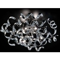 Bright ceiling light Silver