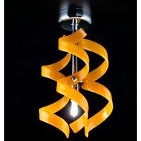 Graceful ceiling light Orange