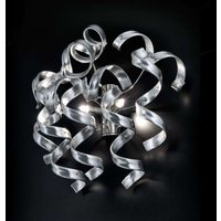 Exclusive wall light Silver