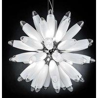 Spherical hanging light Flo  85 cm