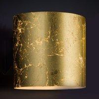 Golden designer wall light Brick  one bulb