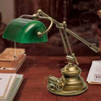 Table lamp Belleville in antique style