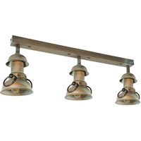 RAVENNA ceiling light  antique copper