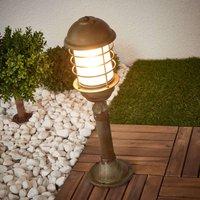 Corrosion resistant pillar light Carlon
