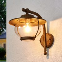 Lovely outdoor wall light Adessora   seawater res