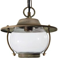 With chain   outdoor hanging light Adessora