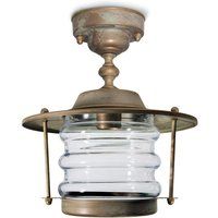 Outdoor ceiling light Adessora seawater res