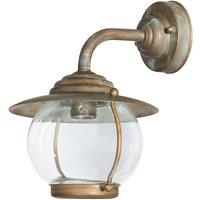 Olivia   round outdoor wall lamp IP44