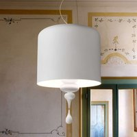 Elegant hanging light Eva S3 1  white